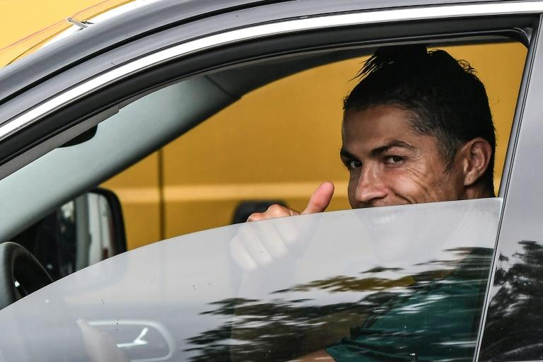 Cristiano Ronaldo will return to the Juventus line-up after Serie A was given the green light to restart the season
