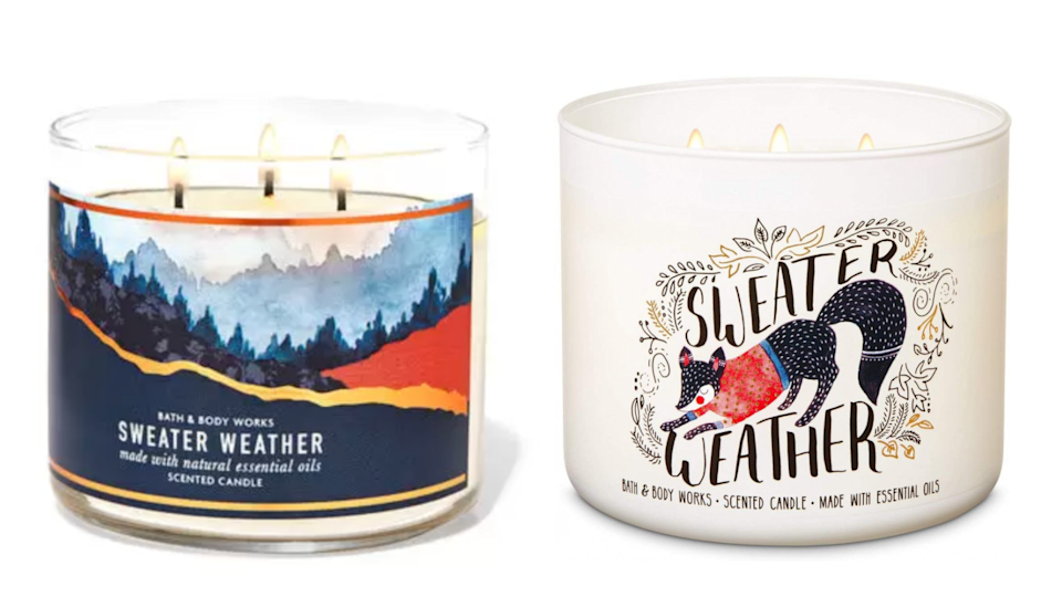 You can't go wrong with Bath & Body Works candles.