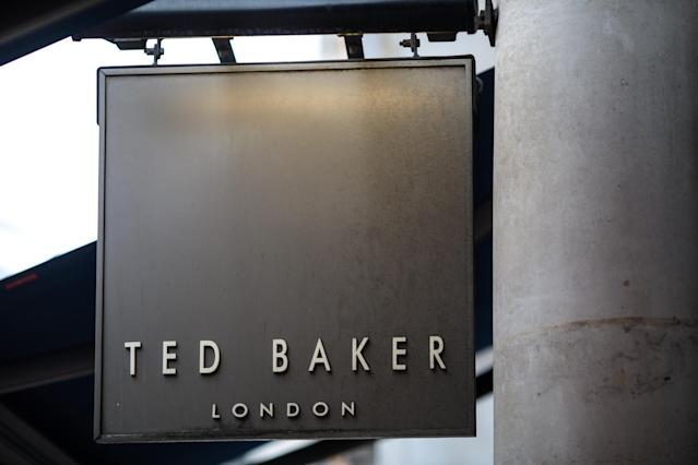 1a412a1ee293d4 Ted Baker store at Regent Street in London