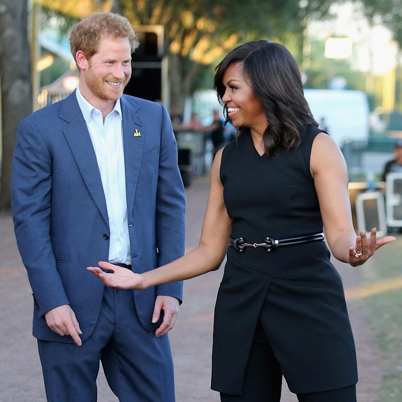 Celebrities You Didn T Know Were Friends: 11 Celebrities You Didn't Know Were Friends With Royals