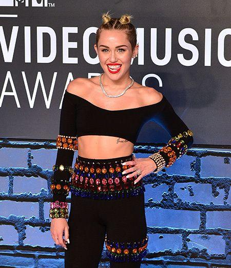 Miley Cyrus is doing some housecleaning and selling her possessions on eBay. Credit: Getty Images