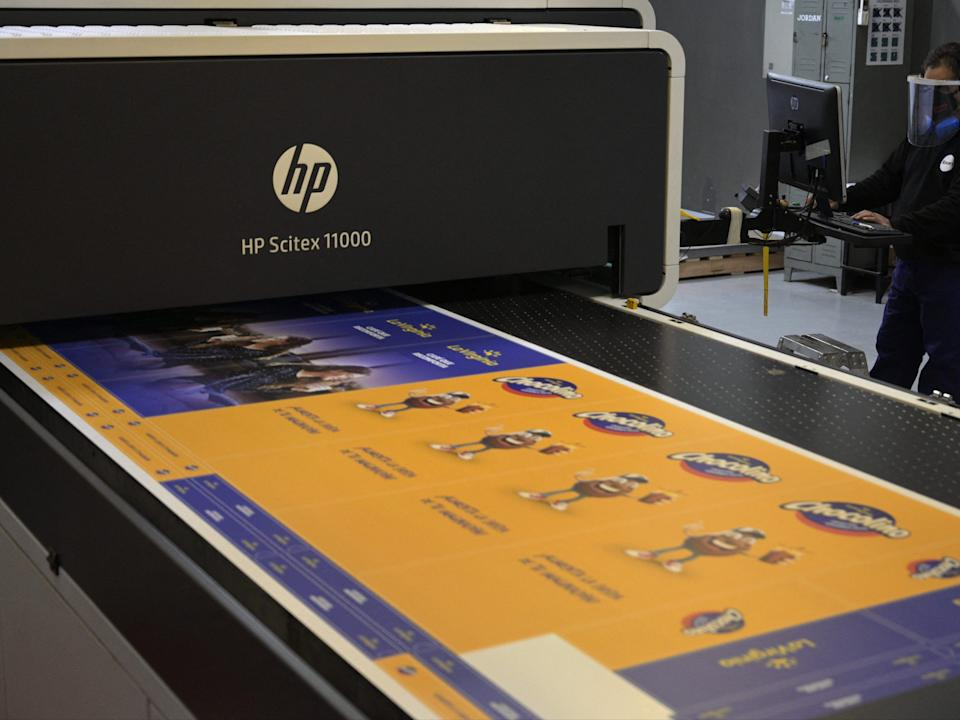 Some of the bigger inkjet brands block or dissuade users from trying less expensive ink, Which? said (AFP/Getty)