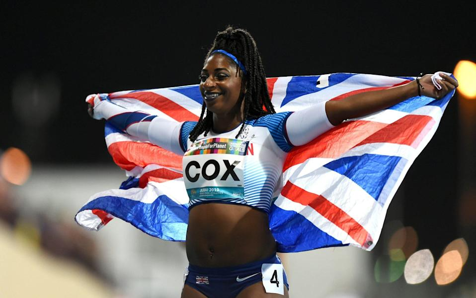 Kadeena Cox won gold in the velodrome at the 2016 Paralympics in Rio, only taking up cycling two years prior - Tom Dulat/Getty Images Europe