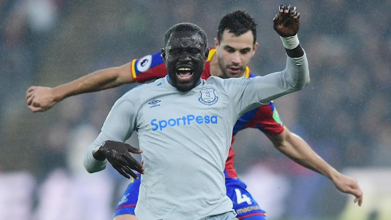 Everton's Allardyce rules out January exit for Oumar Niasse