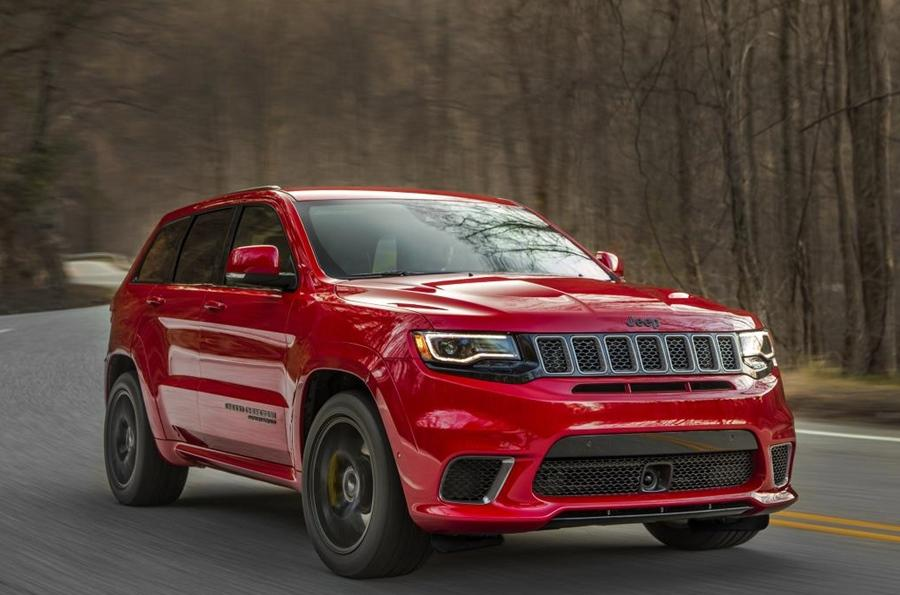 As you can see, this is not your average SUV, but packs in enough power to embarrass even super cars. It has a 707 bhp 6.2-litre supercharged V8 engine and easily goes from 0-100 kmph in just 3.5 seconds.