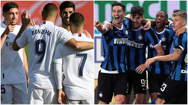 The Best Inter Milan Vs Real Madrid Lineup