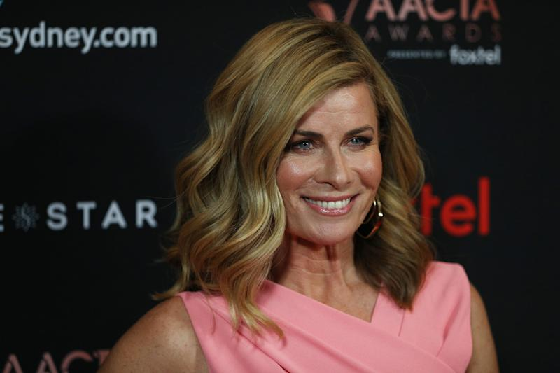 SYDNEY, AUSTRALIA - DECEMBER 02: Deborah Hutton attends the 2019 AACTA Awards Presented by Foxtel | Industry Luncheon at The Star on December 02, 2019 in Sydney, Australia. (Photo by Don Arnold/WireImage)