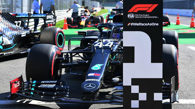 F1 2020: Starting grid and race preview for Italian Grand Prix