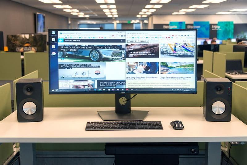 These Are The Biggest Ultrawide Monitors You Can Buy