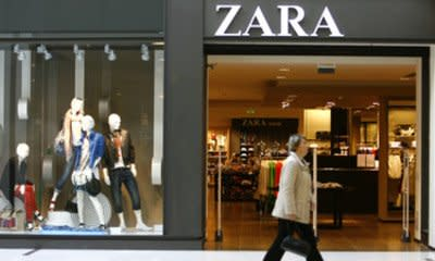 Fashion Chain Zara Posts Attractive Profits