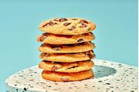 """<p>Brown butter is a magical thing.</p><p>Get the recipe from <a href=""""https://www.delish.com/cooking/recipe-ideas/a35195232/brown-butter-chocolate-chip-cookies/"""" rel=""""nofollow noopener"""" target=""""_blank"""" data-ylk=""""slk:Delish"""" class=""""link rapid-noclick-resp"""">Delish</a>.</p>"""