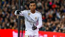 <strong>12 - Rodrygo</strong> (18 ans), Brésil/Real Madrid.