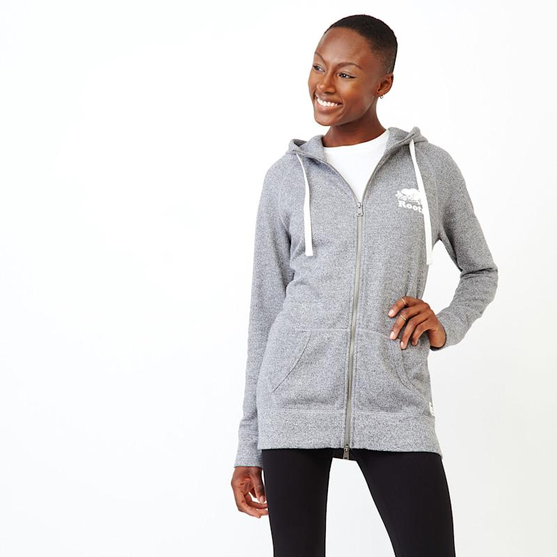 Capri Full Zip Hoody