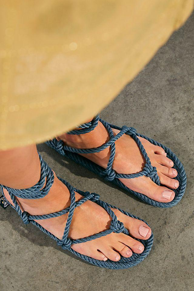 """<br><br><strong>Nomadic State of Mind</strong> Romano Sandals, $, available at <a href=""""https://go.skimresources.com/?id=30283X879131&url=https%3A%2F%2Fwww.freepeople.com%2Fshop%2Fnomadic-state-romano-sandal%2F%3Fcategory%3Dnew-shoes%26color%3D040%26type%3DREGULAR%26quantity%3D1"""" rel=""""nofollow noopener"""" target=""""_blank"""" data-ylk=""""slk:Free People"""" class=""""link rapid-noclick-resp"""">Free People</a>"""