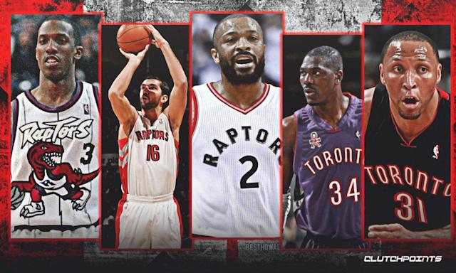 5 best players who played for the Raptors that you forgot about