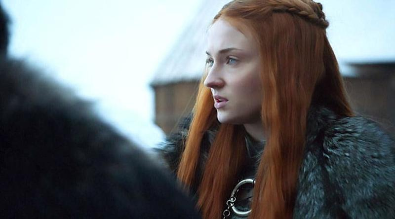 Sophie Turner as Sansa Stark (Credit: HBO)
