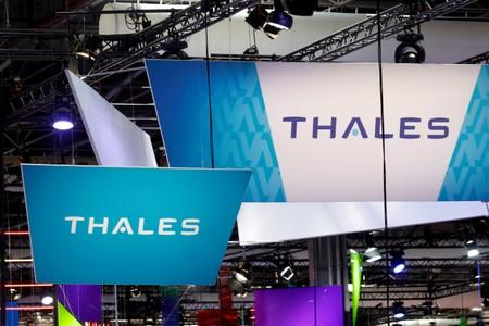 France's Thales issues 2019 sales warning on space, defence woes