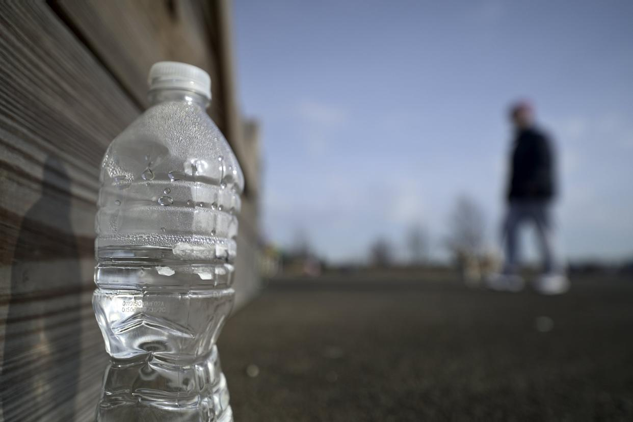 Forever chemicals' have been found in bottled water brands