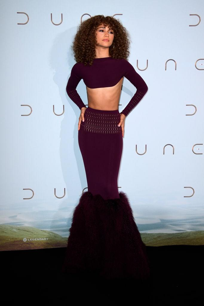 """""""Dune"""" Photocall At Le Grand Rex In Paris"""