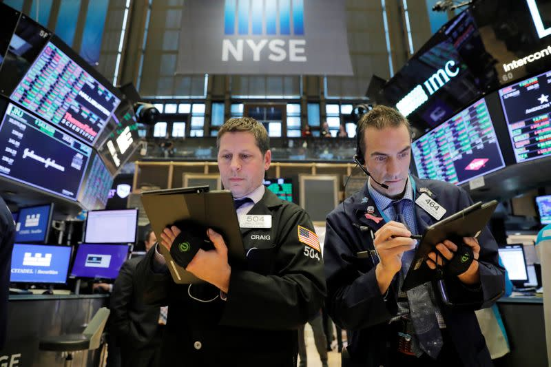 Reasons for optimism - and wariness - about the U.S. stock market