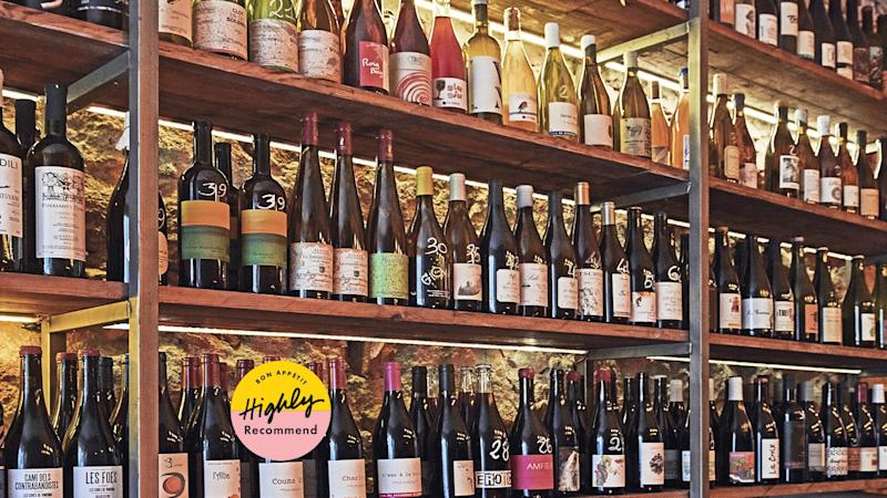 The Wine Store in Barcelona Where Wine Nerds Just Want to Share the Love