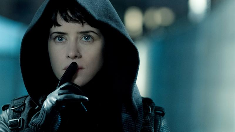 The Girl in the Spider's Web': How they pulled off *that