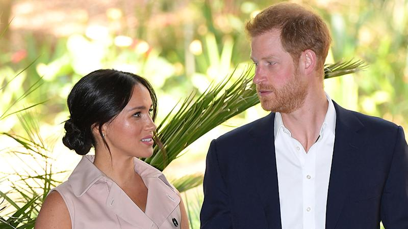Meghan and Harry will lose their close personal aide Samantha Cohen