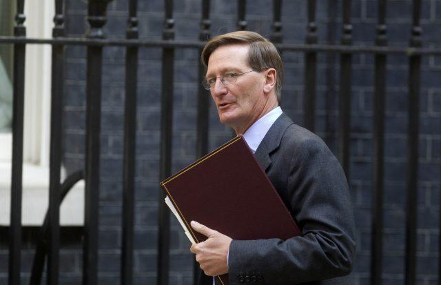Dominic Grieve (Lewis Whyld/PA)