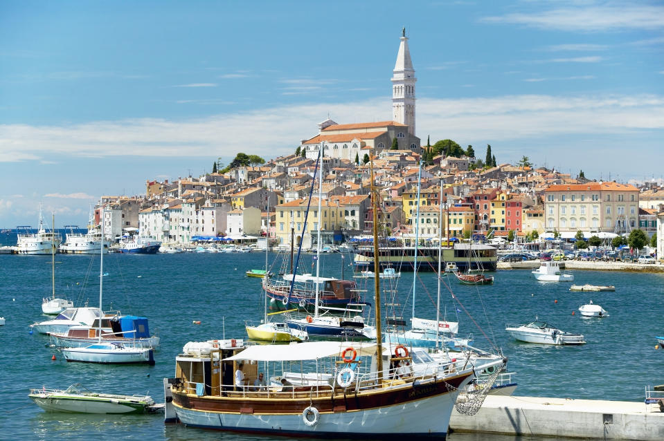 When it comes to Istria in Croatia<em>,</em> <em>Lonely Planet</em> says it's checking out the historic Roman Amphitheatre and Poreč's Unesco-listed mosaics before hitting the beach - with Mulini 'best for atmosphere'. Gourmet cycle tours and summer music festivals also promise to be a treat. <em>[Photo: Getty]</em>