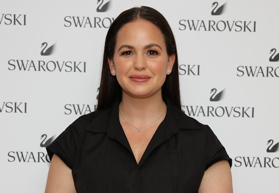 Giovanna Fletcher has opened up on her miscarriage  (Photo by David M. Benett/Dave Benett/Getty Images)