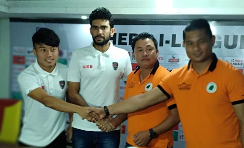 East Bengal and Neroca FC will clash in Kolkata knowing even a win may not be enough to secure the I-League title. Image Courtesy: Kaushal Shukla/Firstpost