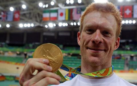 <span>Three-time Olympic team pursuit champion Ed Clancy is expected to be back on track this weekend</span> <span>Credit:  PA </span>
