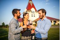 """<p>We can all think of a time when your best friend was having a party and your husband truly didn't want to go. But how did he react? If he doesn't give you grief, then he's <a href=""""https://www.womansday.com/relationships/dating-marriage/advice/g1040/how-to-show-a-man-you-love-him/"""" rel=""""nofollow noopener"""" target=""""_blank"""" data-ylk=""""slk:showing you love"""" class=""""link rapid-noclick-resp"""">showing you love</a>. </p><p>""""When you say that you really want him with you and then he just puts on his party clothes without grumbling, he's putting aside his own preferences and tastes to make you happy,"""" Sophia Dembling, author of<em> <a href=""""http://www.amazon.com/Introverts-Love-Quiet-Happily-After/dp/0399170618"""" rel=""""nofollow noopener"""" target=""""_blank"""" data-ylk=""""slk:Introverts in Love: The Quiet Way to Happily Ever After"""" class=""""link rapid-noclick-resp"""">Introverts in Love: The Quiet Way to Happily Ever After</a></em>, tells Woman's Day. He wouldn't do that if he didn't love you, proving that sometimes what he doesn't say speaks louder than what he does.</p>"""