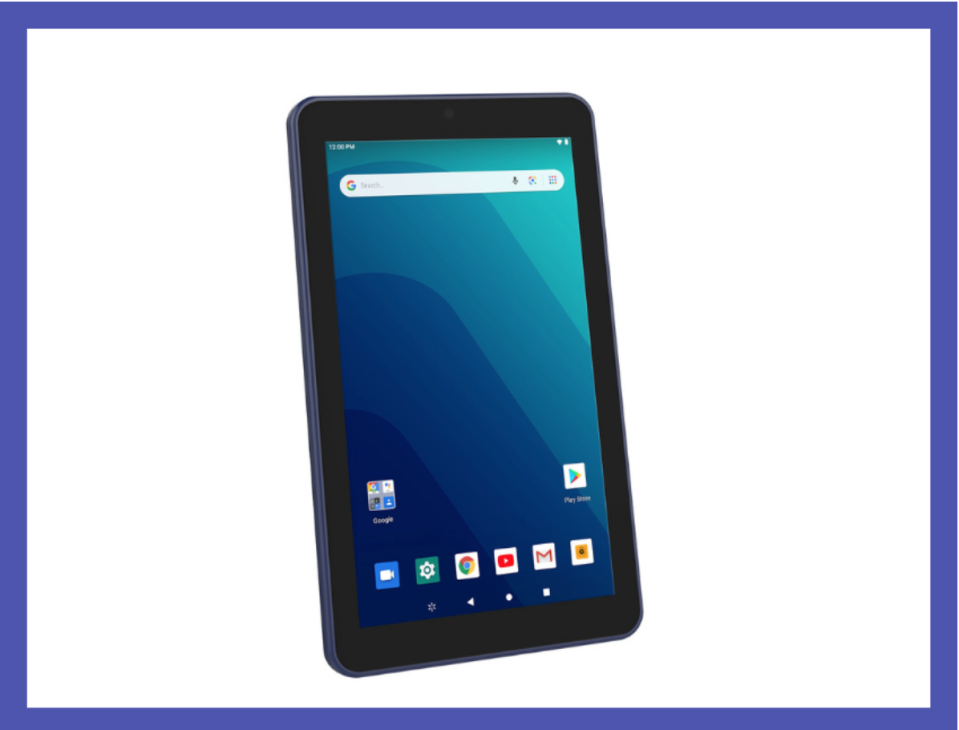 Onn 7-inch tablet. (Photo: Walmart)