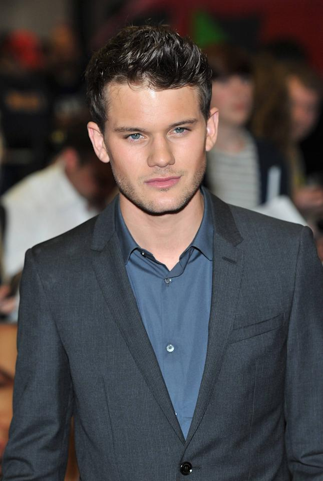 Jeremy Irvine Now Is Good - European film premiere held at the Curzon Mayfair -Arrivals. London, England - 13.09.12 Credit: (Mandatory): WENN.com