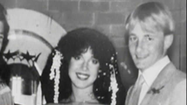 John Cobby told 7 News how his life spiralled downhill after Anita's death. Photo: 7 News
