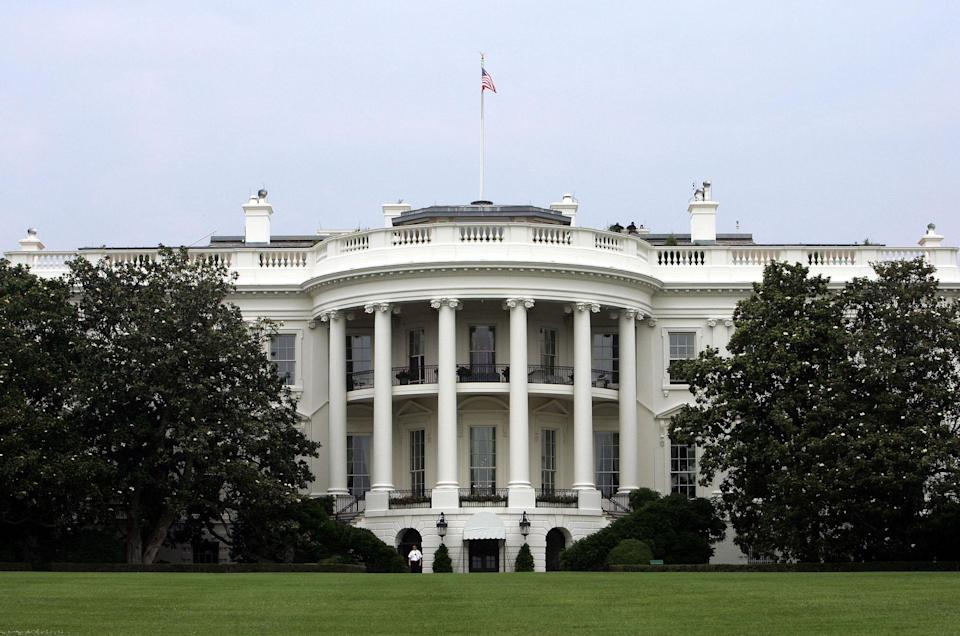 White House - Credit: ASSOCIATED PRESS