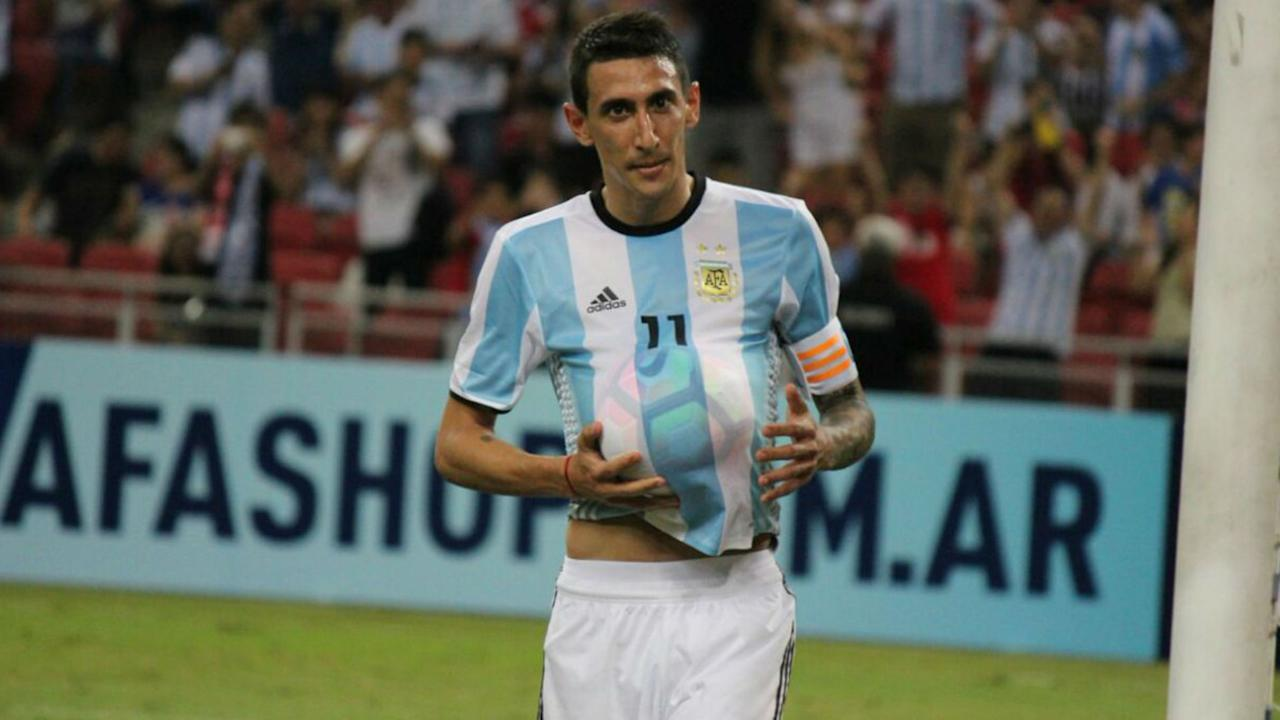 The Argentina international has admitted to two separate offences, each of which hold six-month prison sentences but he will not face time behind bars