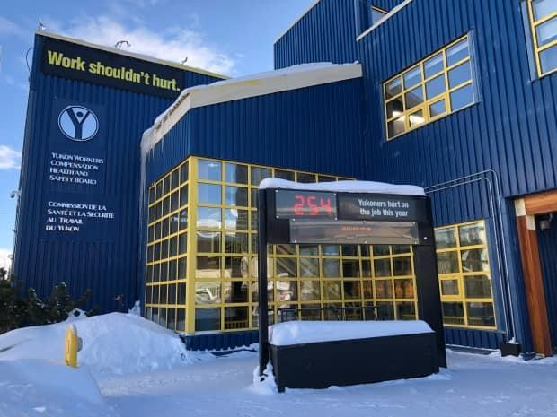 The Yukon Workers' Compensation Health and Safety Board says it accepted more psychological injury claims last year than ever before.  (Andrew Robulack/Yukon Workers' Compensation Health and Safety Board - image credit)
