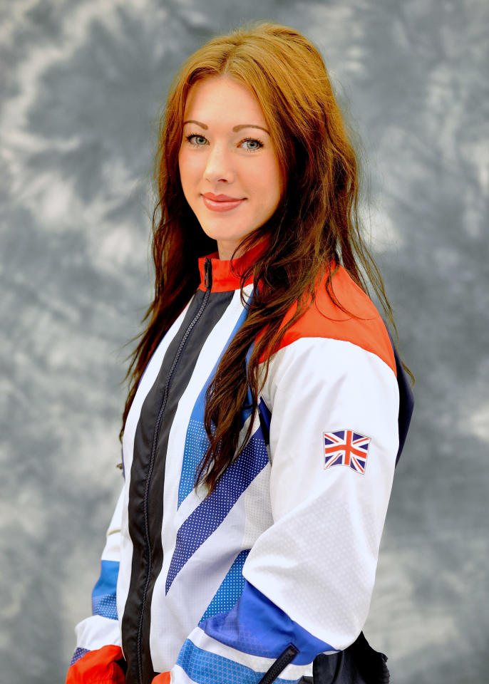 DARTFORD, UNITED KINGDOM - JULY 12:  Kelly Edwards, 21, who will represent Great Britain at the Olympics in the u48 kgs women's category poses at a British Judo Pre-Olympic Press Event held at the British Judo Performance Institute on July 12, 2012  in Dartford, England. (Photo by David Finch/Getty Images)*