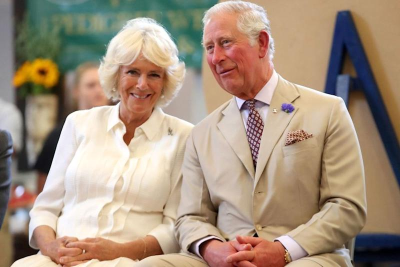 Camilla, Duchess of Cornwall and Prince Charles | Chris Jackson/Getty Images