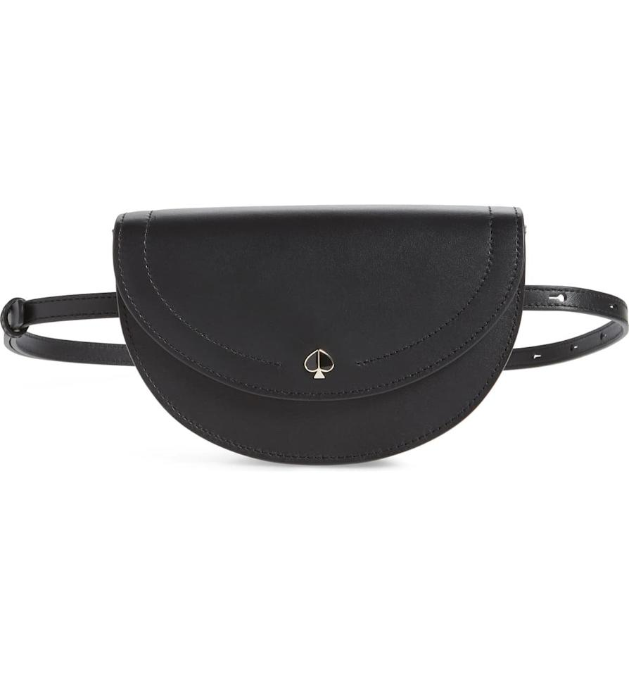 "The fanny pack is nothing short of a tourist classic, and it also happens to be in style this season. Here's your chance to get one on major markdown.  <strong>Buy It!</strong> Kate Spade New York Small Andi Leather Belt Bag, $132.66 (orig. $198); <a href=""https://click.linksynergy.com/deeplink?id=93xLBvPhAeE&mid=1237&murl=https%3A%2F%2Fshop.nordstrom.com%2Fs%2Fkate-spade-new-york-small-andi-leather-belt-bag%2F5269854&u1=PEO%2CShopping%3A18SeriouslyDiscountedTravelFindsfromNordstrom%2Ckamiphillips2%2CUnc%2CGal%2C6173451%2C201910%2CI"" target=""_blank"" rel=""nofollow"">nordstrom.com</a>"