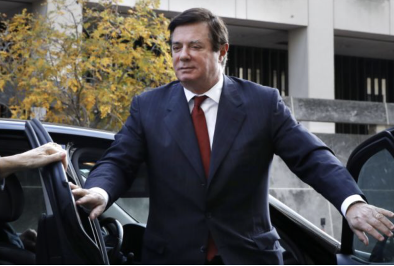 Prosecutor: Manafort had a $15,000 jacket 'made from an ostrich'