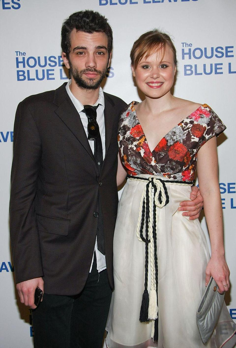 """<p>The Canadian stars called off their two-year engagement in March 2013. """"Alone again, naturally. Heartbroken,"""" Baruchel <a href=""""http://www.usmagazine.com/celebrity-news/news/alison-pill-jay-baruchel-call-off-engagement-201343"""" rel=""""nofollow noopener"""" target=""""_blank"""" data-ylk=""""slk:wrote in a Twitter message"""" class=""""link rapid-noclick-resp"""">wrote in a Twitter message</a> that he later deleted. """"I won't be on twitter for awhile gang. Getting dumped rules.""""</p>"""
