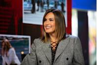 <p>The <em>Law & Order: Special Victims Unit </em>actress has been a longtime supporter of Biden's, previously working with the politician to address the national backlog of untested rape kits. Hargitay made a cameo at the 2020 DNC, passionately speaking about Biden's work for domestic abuse survivors. </p>