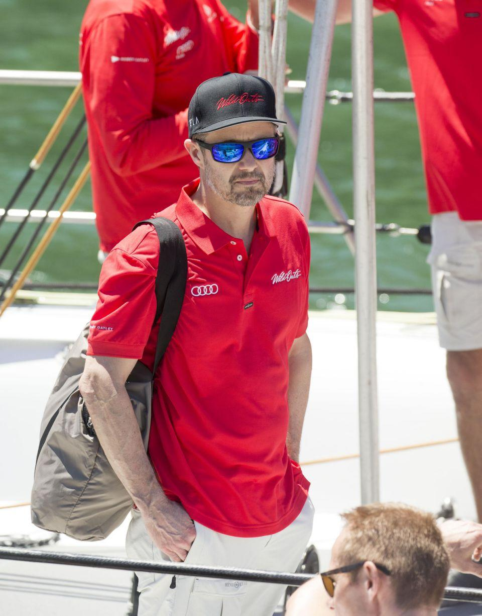 Prince Frederik has a passion for sailing. Photo: Media-Mode