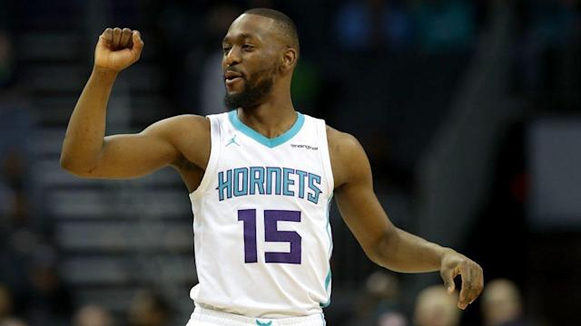 General manager Mitch Kupchak wants point guard Kemba Walker to end his NBA career right where it started - with the Charlotte Hornets.