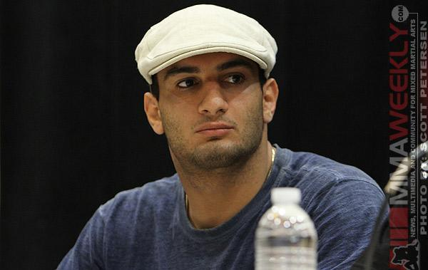 Gegard Mousasi on Fight with Dan Henderson: 'It's a Do or Die Fight for Me'