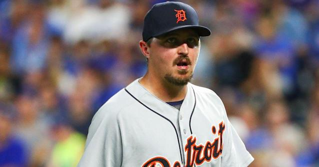 Tigers place Blaine Hardy on outright waivers, per report