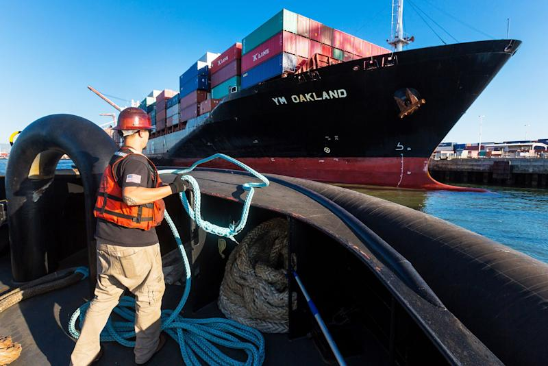 International trade deficit surges to highest in a decade as imports rise, US exports drop